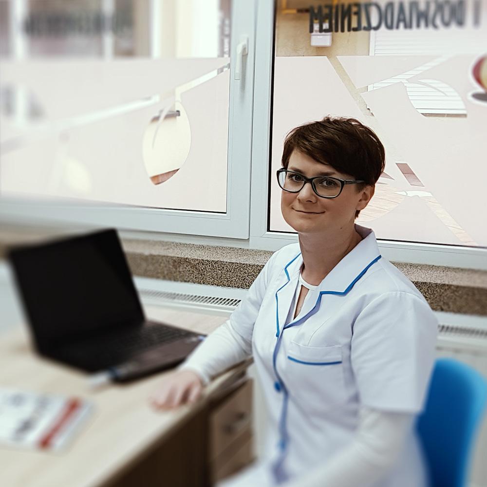 Roksana Wawreczko - specjalista dietetyk